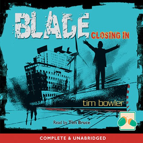 Blade audiobook cover art