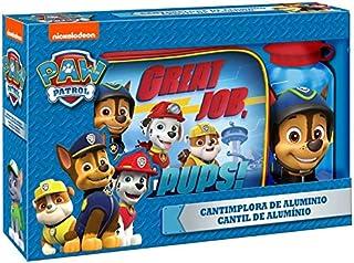 Patrulla Canina- Lunch Bag, cantimplora (Kids Euroswan PW16236)