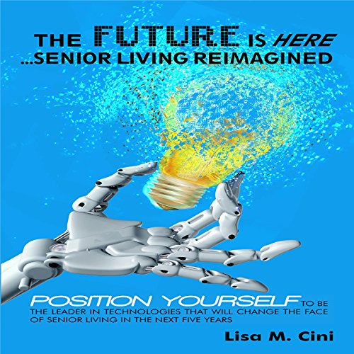 The Future Is Here audiobook cover art