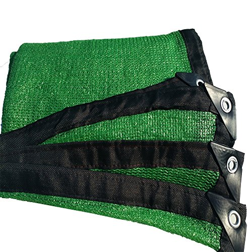 Épingle de filet d'ombre d'agriculture de ferme UV verte de protection solaire de Sun 6 (Couleur : Green, taille : 3X8m)