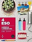 Llengua i literatura. 4 ESO. Clau Construïm...