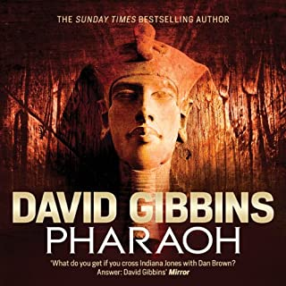 Pharaoh     Jack Howard, Book 7              By:                                                                                                                                 David Gibbins                               Narrated by:                                                                                                                                 Jonathan Keeble                      Length: 12 hrs and 10 mins     4 ratings     Overall 4.8