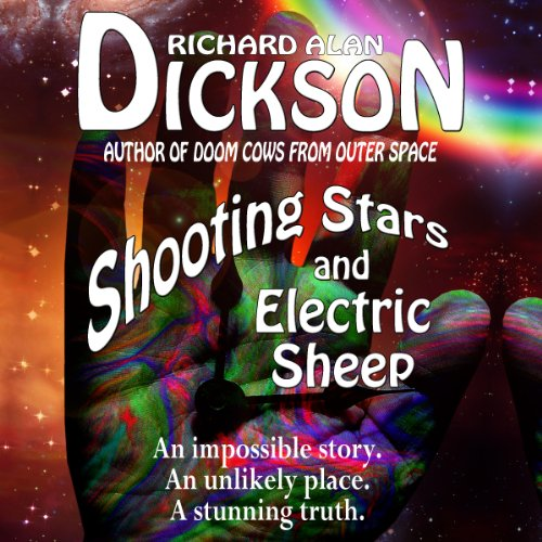 Shooting Stars and Electric Sheep audiobook cover art