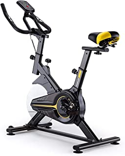 ProFlex SPN700 11kg Flywheel Commercial Spin Bike, Yellow