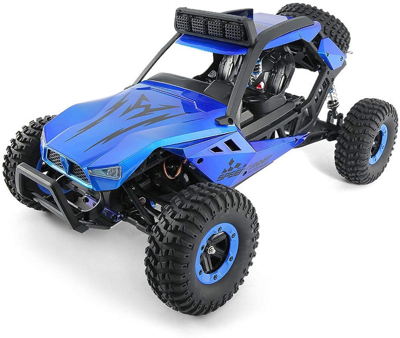 Fahrzeuge 1 12 RC Auto Off-Road Rock Crawler Lenk Splash 2.4GHZ RC Klettern Truck Radio Control Autos Blau