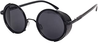 Europe Fashion Oculos UV400 Retro Metal Frame Retro Sunglasses Women Men Glasses