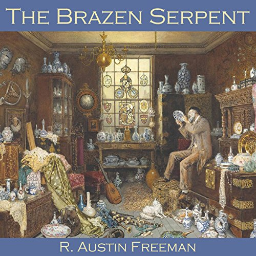 The Brazen Serpent audiobook cover art