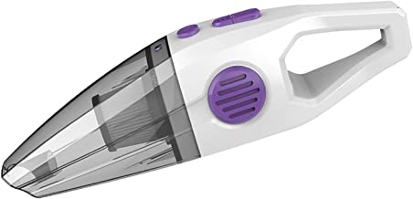 120W Handheld Cordless Vacuum Cleaner,8kPa High Power Portable Hand Vacuum Cordless Rechargeable Wet Dry Vacuum 3X2600 mAh...