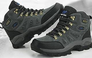 مقاس 43 حذاء للرجال والنساء للمشي في الهواء مزود بشارات , أحذية غير رسمية لتسلق الجبال للرجال والنساء أحذية رياضية بقلنسوة...
