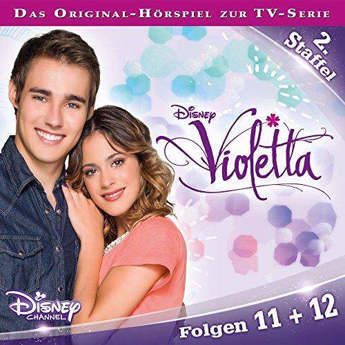 Violetta 11 & 12 (Violetta Staffel 2) Titelbild