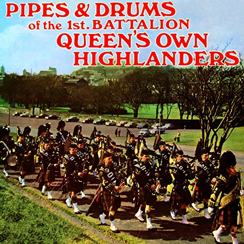 Queen's Own Highlanders 10th Anniversary / Jean Mauchline