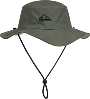 Quiksilver Men's Bushmaster Sun Protection Floppy Visor Bucket Hat