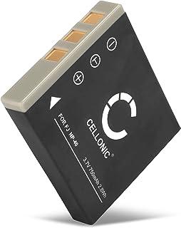 estación de carga para Fujifilm Fuji FinePix t305 2 baterias