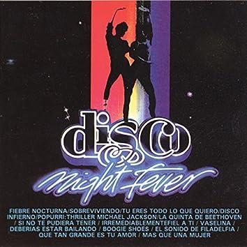 Disco Night Fever, Vol. 1