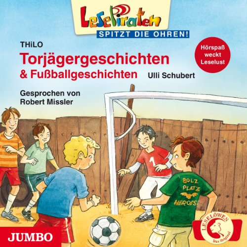 Torjägergeschichten & Fußballgeschichten Titelbild