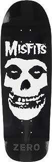 Zero Misfits Fiend Skull Skate Deck-9.5x31.72