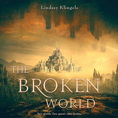 The Broken World (Marked Girl, Band 2)