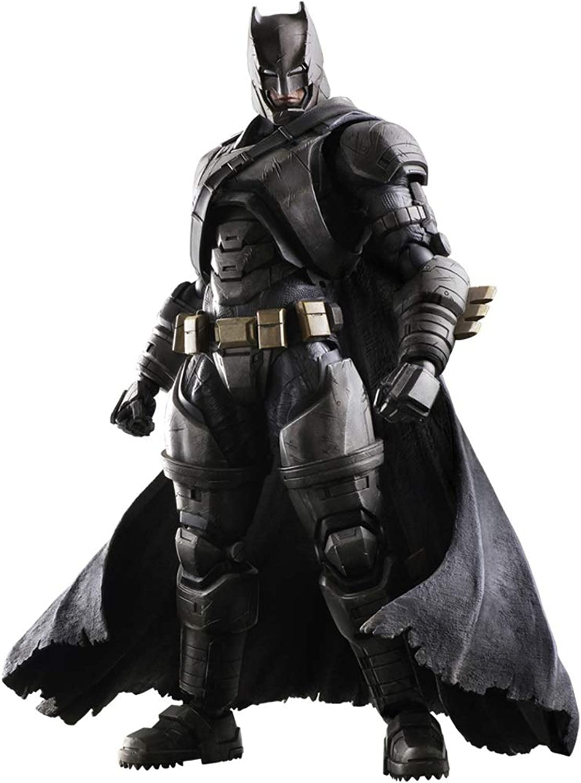 a la venta Qivor Batman Vs súperman Justice Dawn Reload Batman Batman Batman Modelo 26cm Estatua Anime Decoración  venta con descuento