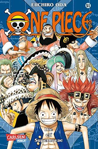 One Piece 51. Die elf Supernovae