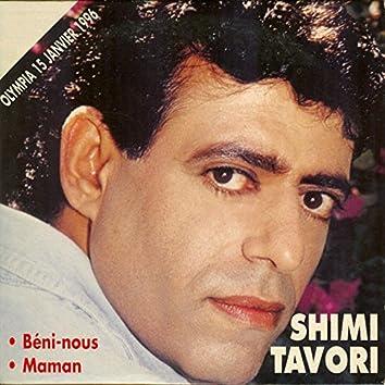 Shimi Tavori Olympia 1996 (Live)
