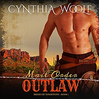 Mail Order Outlaw audiobook cover art