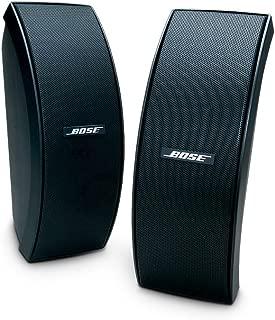 Bose 34103 SE Environmental Speakers, elegant outdoor speakers - Black