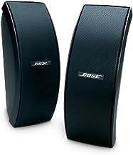 Bose 151 SE bocinas ambientales elegantes para exteriores Negro