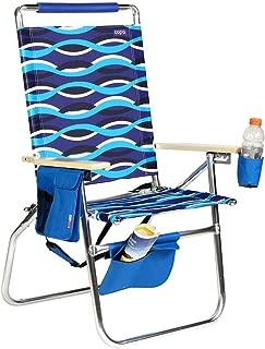 Copa Beach 18 Inches High Seat Big Tycoon Beach Chair
