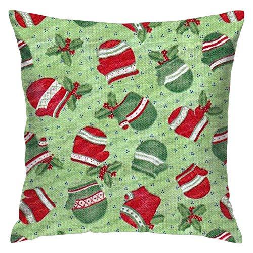 N\A Throw Pillow Case Funda de cojín Funda de Almohada estándar para Hombres Mujeres Sofá Decorativo para el hogar Sillón - Mitones Imágenes