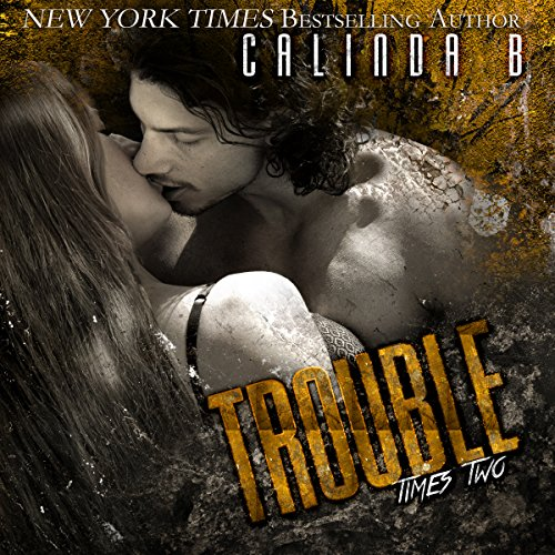 Trouble Times Two audiobook cover art