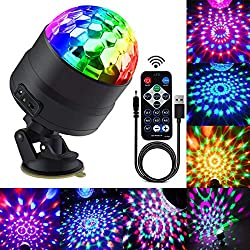 Image of Disco Ball Party Lights...: Bestviewsreviews