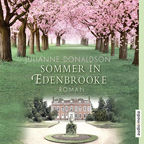 Sommer in Edenbrooke audiobook cover art