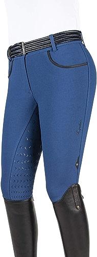 Equiline Penny Full Grip Pantalon d'équitation pour Femme Taille 36