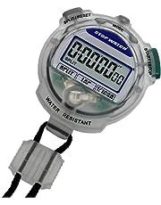 [クレファー]CREPHA デジタルストップウォッチ 3気圧防水 カウントダウン計測 TEV-4013