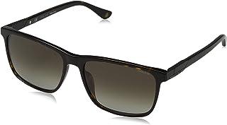 41c8d27ade Police WESTWING 4 Gafas de Sol, Marrón (Shiny Dark Havana/Brown),