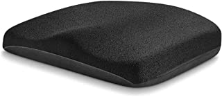 Tsumbay Memory Foam Seat Cushion, Car Booster Seat Cushion with Carry Handle, Washable Cover, Coccyx Back Pain Rrelief Cus...