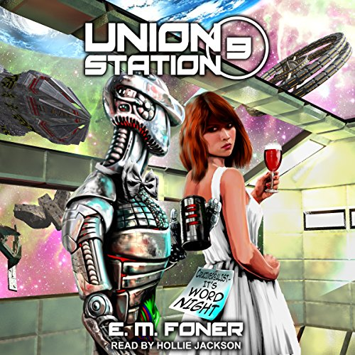 Word Night on Union Station cover art