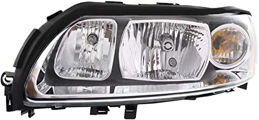 Driver side WITH install kit 2009 Volvo VN730-POST Post mount spotlight 6 inch -Black 100W Halogen