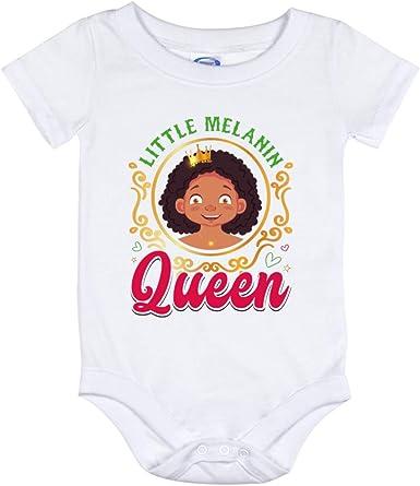 Custom Onesie Made of Melanin Onesie Black Baby Onesie Melanin Onesie Melanin African American Baby Onesie