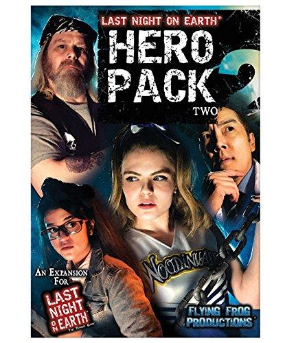 Last Night on Earth: Hero Pack 2