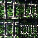 Immagine 2 luci a corda solare esterno