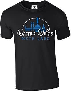 Taille Unisexe T-shirt Breaking Bad Heisenberg white Cooking Time S-XXXL