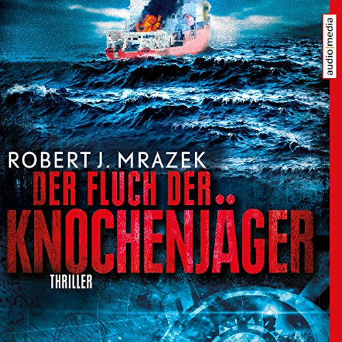 Der Fluch der Knochenjäger audiobook cover art