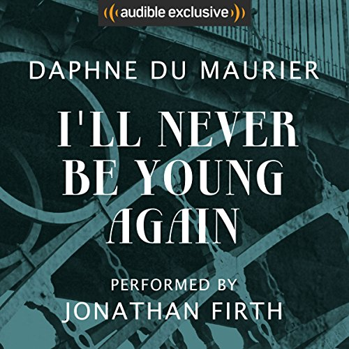 I'll Never Be Young Again audiobook cover art