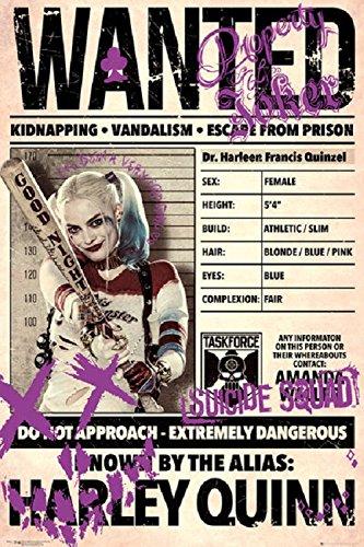 61svkkfGNDL Harley Quinn Suicide Squad Posters