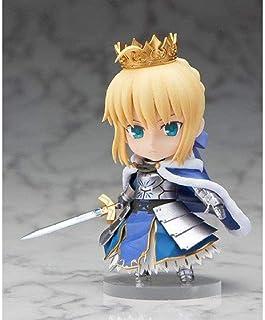 LF-YGJ Anime Estatua 10CM Saber Nero Alter Pendragon PVC acción muñeca Modelo muñeca de Juguete Coleccionable