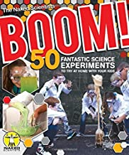 Boom! 50 Fantastic Science Experiments to Try at Home with Your Kids (IMM Lifestyle Books)