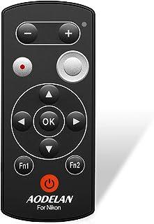AODELAN - Mando a distancia inalámbrico para cámara Nikon Z50 P1000 B600 A1000 P950; sustituye a Nikon ML-L7