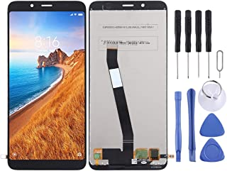 Cell Phone Repair LCD Screen LCD Screen and Digitizer Full Assembly for Xiaomi Redmi 7A Mobile Displays
