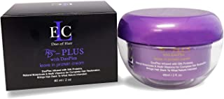 ELC Dao of Hair Repair Damage RD Plus Leave-In Protein Cream (2 oz) Healing & Smoothing Leave-in Treatment, Repairs, Smooths, Heat & Color Protection, Blocks Humidity & Frizz. Reduces dry time.